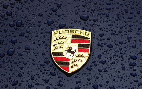 porsche logo wallpaper iphone ax14 porsche logo emblem car illustration wallpaper