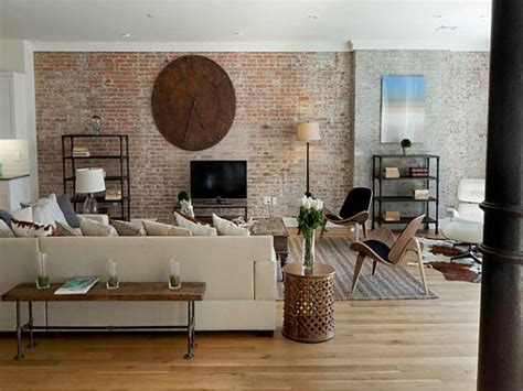 brick accent wall textured accent wall brick wall inside living room brick