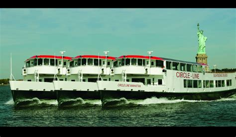 circle line boat schedule circle line upgrades cruise narration for nyc sightseers