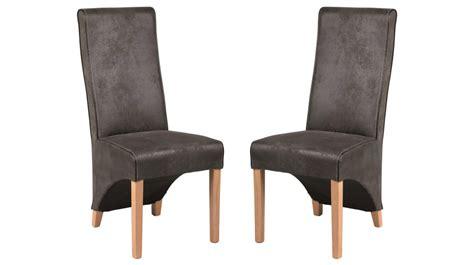 chaise grise salle a manger chaises design pas cher en microfibre grise chaise salle