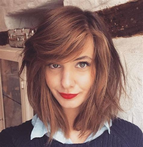 10 Cute Medium Hairstyles with Gorgeous Color Twists   Medium Haircut 2018