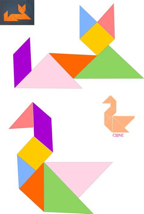 figuras geometricas que forman el tangram monig18 diari reflexiu