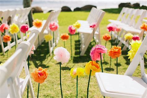 easy diy wedding ceremony decorations diy weddings diy wedding ideas
