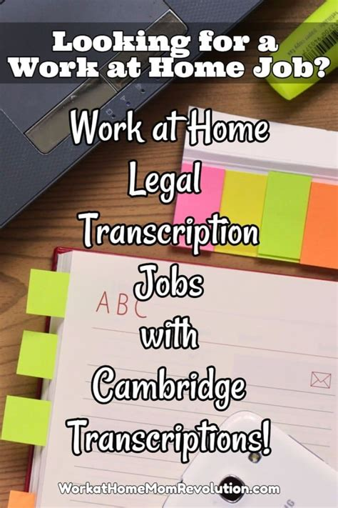 home based transcription with cambridge transcriptions