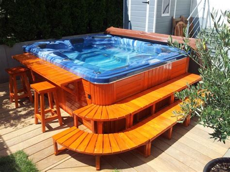 jacuzzi backyard why outdoor jacuzzi hot tubs are so popular backyard