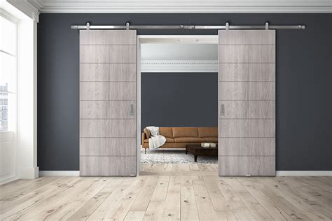 modern barn doors modern barn door a modern approach to sliding barn doors