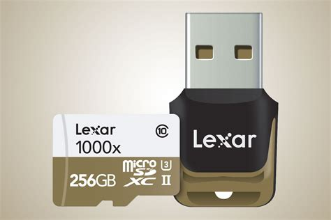 Micro Sd Card 256gb lexar s new 256gb microsd card can hold up to 9 hours of 4k