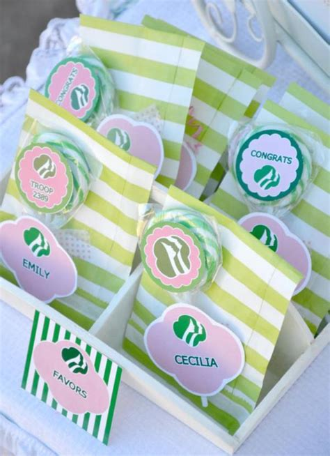 themes for girl scout c kara s party ideas girl scouts party planning ideas