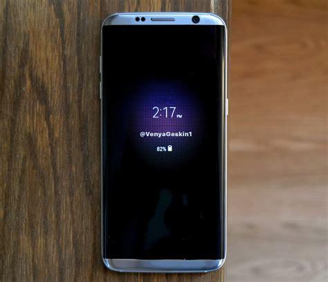 Samsung S8 Ultimate Real Fingerprint Infinity Display fresh samsung galaxy s8 renders leak revealing infinity display rear fingerprint sensor