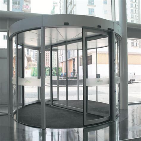 Dorma Glass Doors Dorma Ktc 2 Flex 2 Wing Revolving Doors