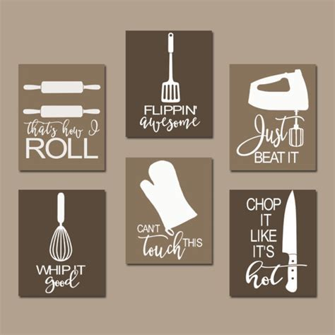kitchen design free quote kitchen quote wall art funny utensil pictures canvas by