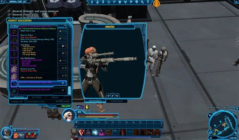 by the spy admin published february 25 2012 full size is swtor arkanian professional sniper rifle swtor database