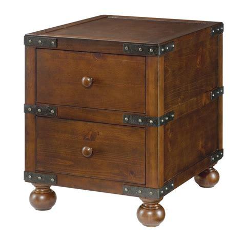 la z boy end tables treasures trunk end table
