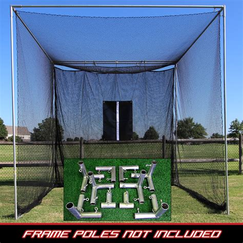 golfing nets for a backyard affordable backyard golf practice cage golf cage nets