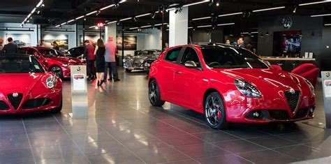 Alfa Romeo Dealership by Alfa Romeo Going Properly Premium In Australia Big Plans