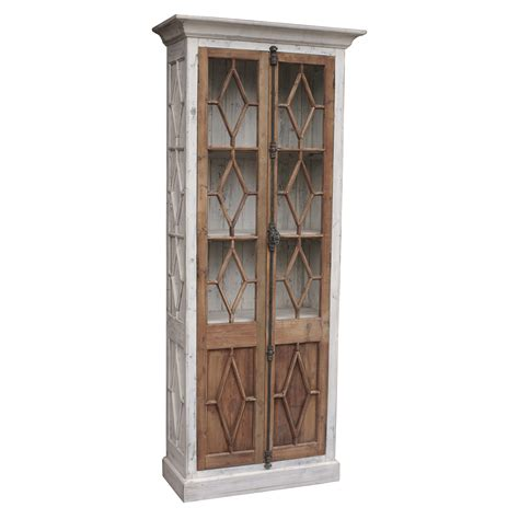 glass armoire furniture restoration hardware horchow french casement glass