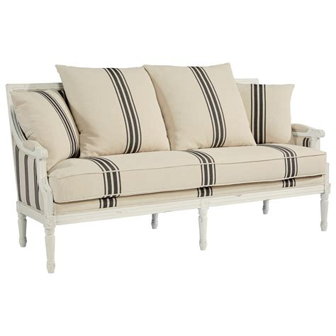 settee couch or sofa magnolia home by joanna gaines parlor settee sofa olinde