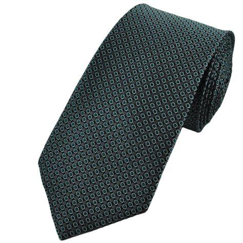 blue patterned ties grey petrol blue white patterned silk tie from ties