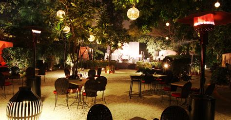 Garden Restaurant by Sewara Lodi The Garden Restaurant Events And Launches