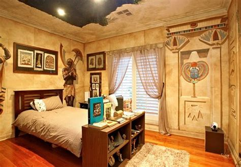 Egyptian Themed Bedroom | decorating theme bedrooms maries manor egyptian theme