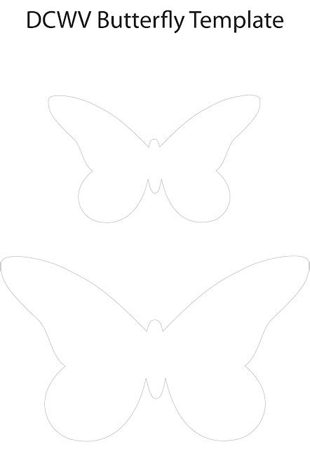 Butterfly Paper Cut Out Template by Best Photos Of Paper Butterfly Template Tissue Paper