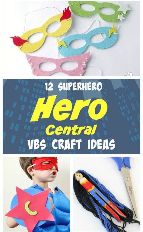 vbs craft ideas for craft ideas central vbs theme