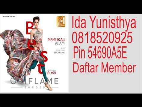 Giordani Notte Edt katalog oriflame juli 2015 indonesia edisi promo giordani notte edt