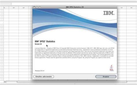 manual de spss 20 haciendo la web spss statictics 20 torrents