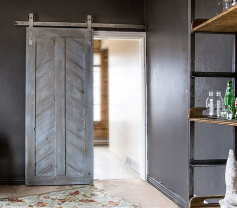 interior sliding barn doors bring classic interior to your house home interiors