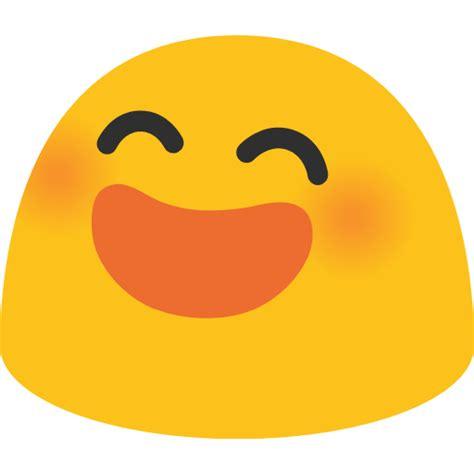 smiling face  open mouth  smiling eyes emoji