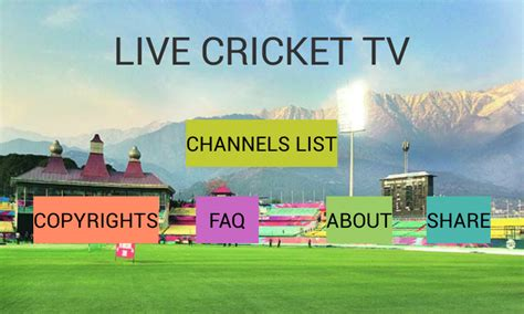 live cricket on mobile free android live cricket tv apk for android getjar