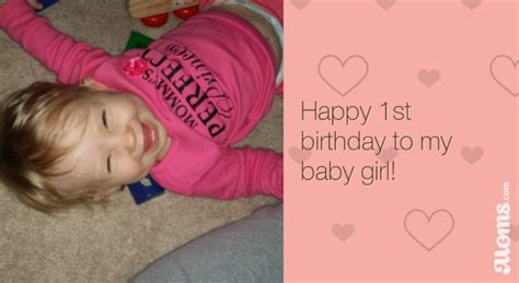 Happy Birthday Wishes To My Baby Birthday Wishes For One Year Old Page 3