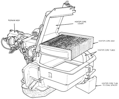 1998 ford f150 heater core diagram 2000 ford f150 heater core 2000 free engine