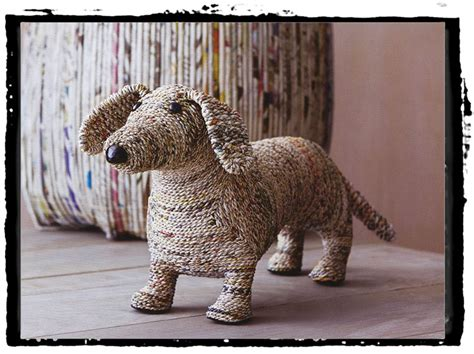 Dachshund Home Decor | clever the dog dachshund home decor sculpture nova68