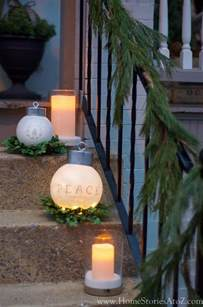 diy oversized ornaments home stories a to z