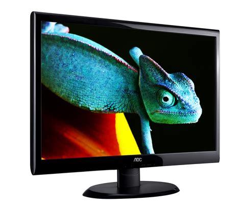 Monitor Aoc N950sw aoc 18 5 inch widescreen lcd monitor black vga rapid pcs