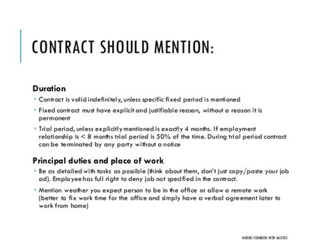 permanent contract of employment template startup employment contracts and actual cost of hiring