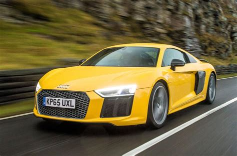 Audi R by Audi R8 Review 2018 Autocar