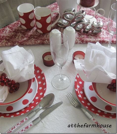 valentines day tablescapes valentines tablescape valentine s day hearts pinterest