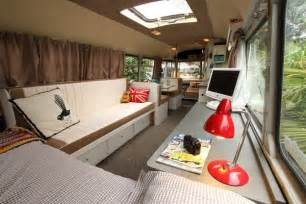 2 Bedroom Flat Bedford Bedford Bus To Tiny House Conversion
