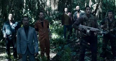 aktor film predator predators 2010 shut up and watch the movie