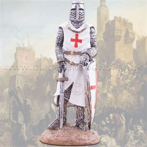 the knights templat knights templar resin ornament