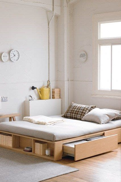 low bed ideas 17 best ideas about low bed frame on low beds low platform bed and bed drawers