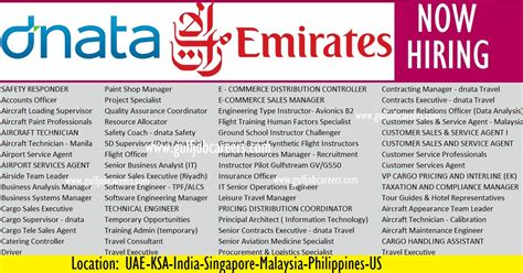 emirates cabin crew opportunities emirates careers opportunities worldwide