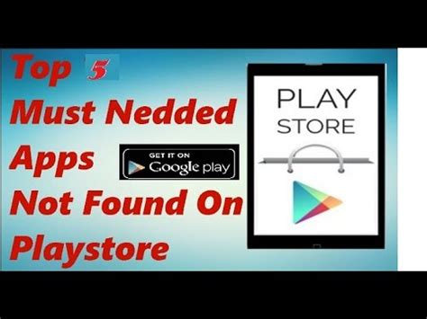 best android apps not in play store top 5 android apps not present in playstore top 5 android