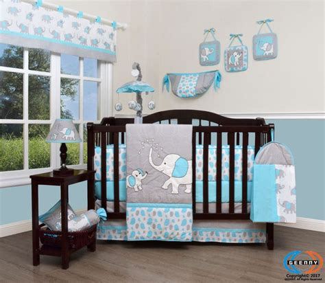 Crib Bedding Elephant 25 Best Ideas About Elephant Crib Bedding On Pinterest Elephant Nursery Boy Elephant Baby