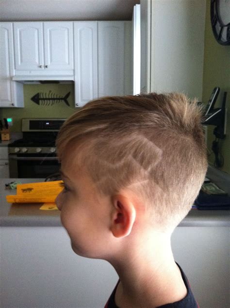 boys skater hair how to boys skater cut kids pinterest