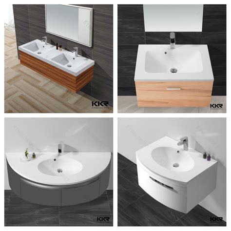 long bathroom sinks solid surface corner bathroom sink long narrow wash sink