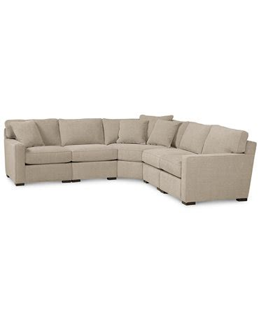 5 Sectional Sofas by Radley Fabric 5 Sectional Sofa Furniture Macy S