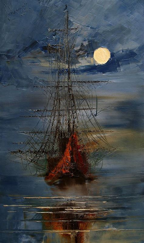 nautical painting 25 best ideas about oil paintings on pinterest
